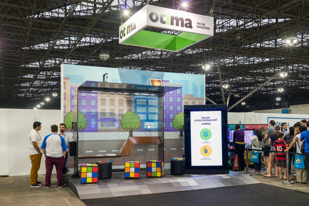 Blog da Otima - Otima participa do Big Hackathon da Campus Party 2017 em parceria com a ONU