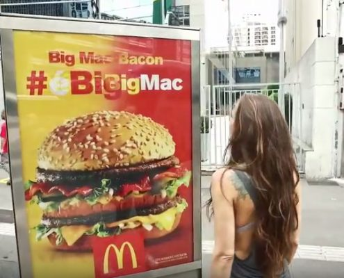 mac 495x400 - Ação Otima, Mc Donalds e DPZ&T - Big Mac